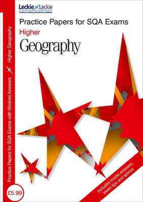 Higher Geography Practice Papers by Bill Dick, Sheena Williamson