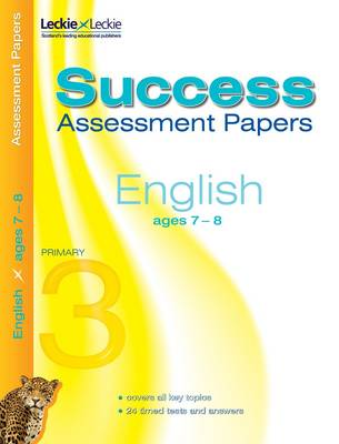 English Assessment Papers 7-8 by Alison Head