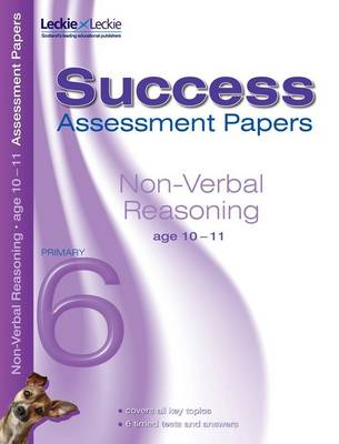 Non-Verbal Reasoning Assessment Papers 10-11 by Pamela Macey
