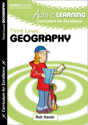 Active Learning Active Geography: Third Level by Rob Hands, Leckie & Leckie
