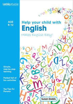 Help Your Child with English Makes English Easy! by Susan Dodds, Leckie & Leckie