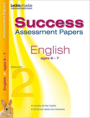 Assessment Papers English 6-7 Years by Anne Roony