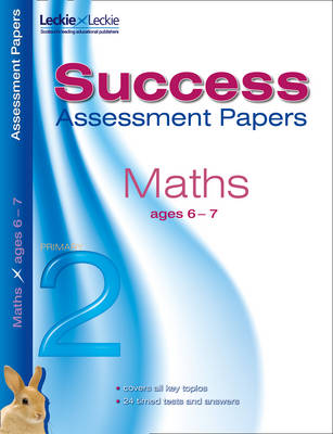Assessment Papers Maths 6--7 Years by Donna Hanley