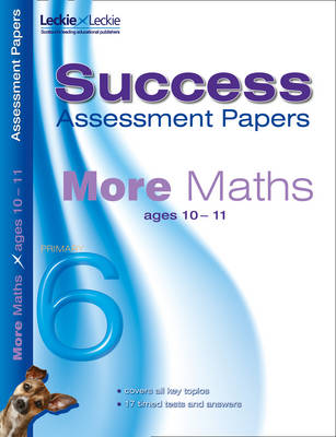 Assessment Papers More Maths 10-11 Years by Steve Hobbs