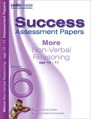 More Non-Verbal Reasoning 10-11 Years by Mark Patmore, Peter Francis, Rob Kearsley Bullen