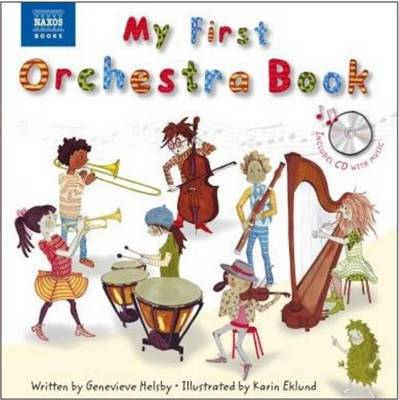 My First Orchestra Book by Genevieve Helsby