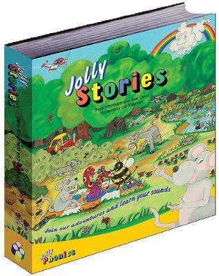 Jolly Stories by Sue Lloyd, Sara Wernham