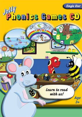 Jolly Phonics Games (Single User) by Sara Wernham, Sue Lloyd