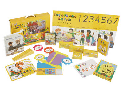 Jolly Phonics Starter Kit (with DVD) by