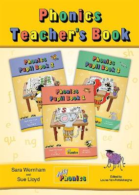 Jolly Phonics Teacher's Book by Sara Wernham, Sue Lloyd