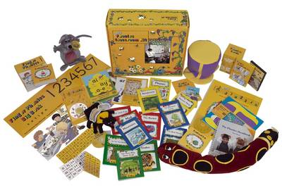 Jolly Phonics Classroom Kit by