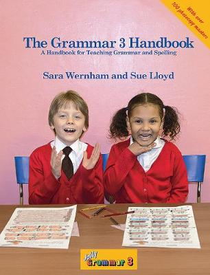 The Grammar 3 Handbook In Precursive Letters (BE) by Sue Lloyd, Sara Wernham