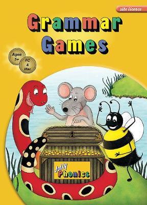 Grammar Games (Site Licence) by Sara Wernham, Sue Lloyd