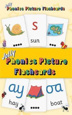 Jolly Phonics Picture Flash Cards by Sara Wernham, Sue Lloyd