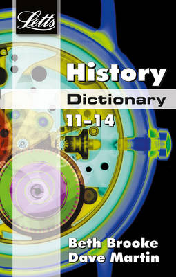 History Dictionary Age 11-14 by