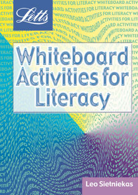 Literacy White Board by