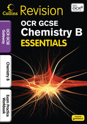 OCR Gateway Chemistry B Exam Practice Workbook by Steve Langfield, Samantha Holyman
