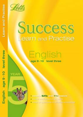 English Age 9-10 Level 3 Learn and Practise by