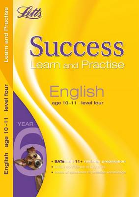 English Age 10-11 Level 4 Learn and Practise by
