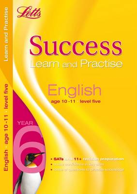 English Age 10-11 Level 5 Learn and Practise by