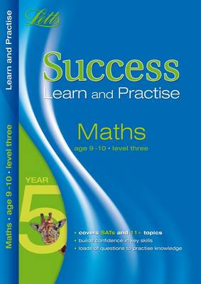 Maths Age 9-10 Level 3 Learn and Practise by