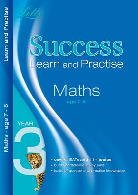 Maths Age 7-8 Learn and Practise by
