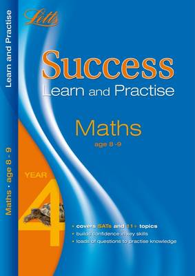 Maths Age 8-9 Learn and Practise by