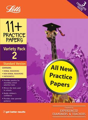 Standard Variety Pack 2 Practice Test Papers by