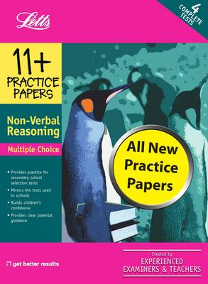 Multiple Choice Non-Verbal Reasoning Practice Test Papers by