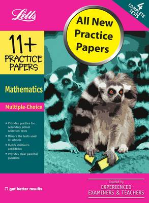 Multiple Choice Maths Practice Test Papers by