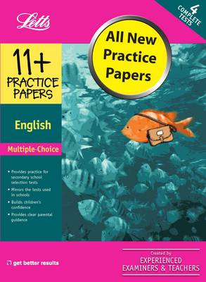 Multiple Choice English Practice Test Papers by