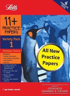 Multiple Choice Variety Pack 1 Practice Test Papers by