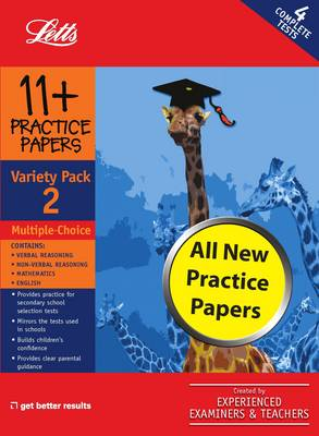 Multiple Choice Variety Pack 2 Practice Test Papers by
