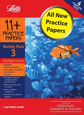 Multiple Choice Variety Pack 3 Practice Test Papers by