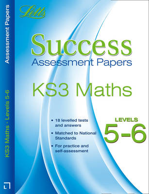 Maths Levels 5-6 Assessment Papers by Bob Hartman