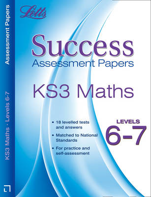 Maths Levels 6-7 Assessment Papers by Bob Hartman