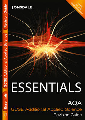AQA Additional Applied Science Revision Guide by Phil Wheatley