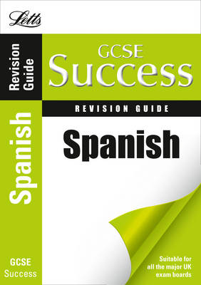 Spanish Revision Guide by Allison Macaulay