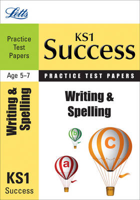 Writing and Spelling Practice Test Papers by Laura Griffiths