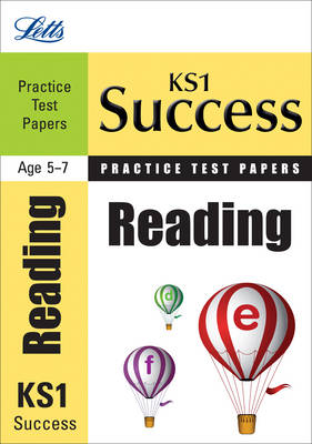 Reading Practice Test Papers by Laura Griffiths