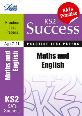 Maths and English Practice Test Papers by Jon Goulding, Jason White