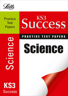 Science Practice Test Papers by Jackie Clegg