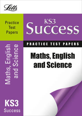 English, Maths and Science Practice Test Papers by Jackie Clegg, Nicholas Barber, Mark Patmore, Brian Seager