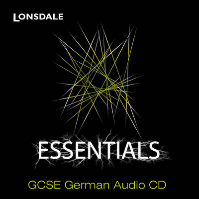 German Audio CD by