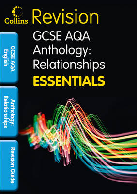 AQA Poetry Anthology: Relationships Revision Guide by Kathryn Slocombe