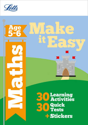 Maths Age 5-6 by Paul Broadbent, Peter Patilla