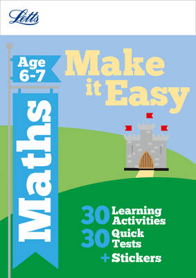 Maths Age 6-7 by Paul Broadbent, Peter Patilla