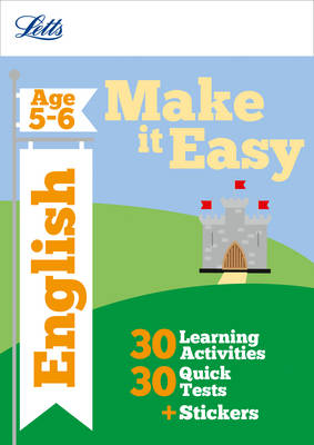 English Age 5-6 by Lynne Huggins-Cooper, Louis Fidge