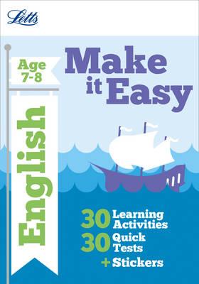 English Age 7-8 by Alison Head, Lynne Huggins-Cooper, Louis Fidge