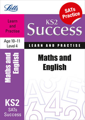 Maths & English Age 10-11 Level 4 Learn & Practise by Paul Broadbent, Alison Head